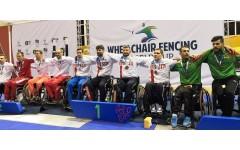 Кубок мира по паралимпийскому фехтованию в Бразилии