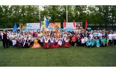 Фестиваль народных и пляжных видов спорта посвящён Дню независимости России