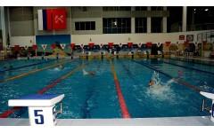 Соревнования по Специальной Олимпиады по плаванию