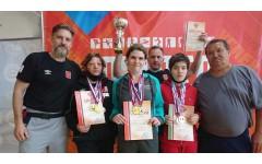 Поздравляем победителей и призеров  Чемпионата и Первенства России по пауэрлифтингу ЛИН