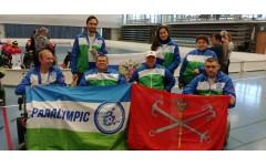 ФСК «Паралимпик» побывала на товарищеском турнире по флорболу в Финляндии