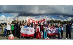 Поздравляем секцию адаптивного парусного спорта СОК СПб с 20-летним юбилеем!