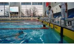 Соревнования по легкой атлетике и плаванию - спорт ЛИН