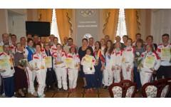 Участники Всемирных летних Специальных Олимпийских Игр в Абу-Даби награждены благодарностями