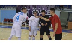 Чемпионат и Первенство России по мини-футболу (футзал) спорт ЛИН завершился в Саранске