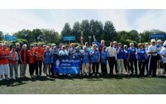 Фестиваль народных и пляжных видов спорта для инвалидов зрелого возраста