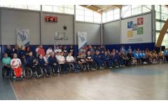 Всероссийский турнир по баскетболу на колясках