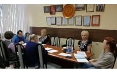 ЗАСЕДАНИЕ ОЧЕРЕДНОГО ПРЕЗИДИУМА СФСИ СПб