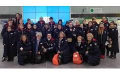 Поздравляем петербуржцев с первыми победами на Всероссийской Спартакиаде