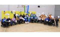 ФСК «Паралимпик» провел спортивный праздник, посвященный Международному дню инвалидов